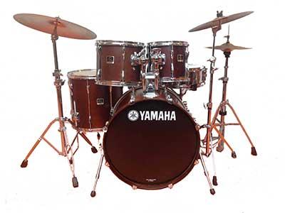 drumset Yamaha Stage Custum