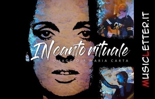Beppe Dettori - Canto Rituale. Omaggio a Maria Carta, 2020 | Recensione