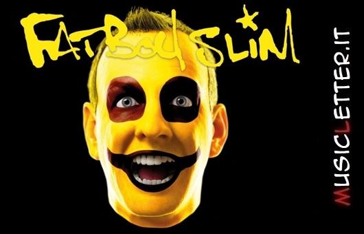Fatboy Slim: il re del big beat domani all'Alcatraz di Milano