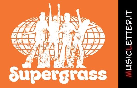 I Supergrass dal vivo in Italia