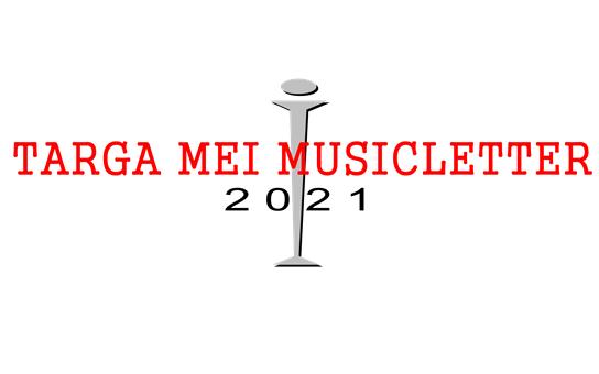 Targa Mei Musicletter 2021