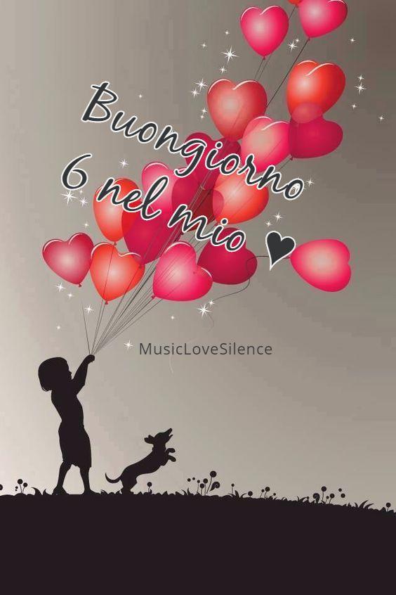 Buongiorno 6 Nel Mio Cuore Musiclovesilence