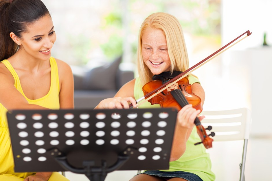 Strings Teacher & Trial Music Lessons