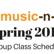 Spring 2018 Group Class Schedule