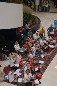 Music of Joy – Canberra Multicultural Festival – February 2015