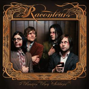 The Raconteurs – Broken Boy Soldiers