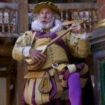 The Merry Wives of Windsor @ Globe Theatre, London