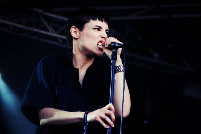 Savages @ Primavera Sound 2013 (photo: Dani Canto)
