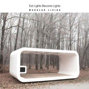 Eat Lights Become Lights - Modular Living