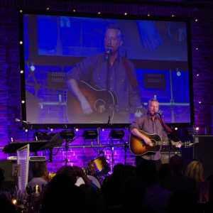 Billy Bragg @ The AIM Awards, 2013