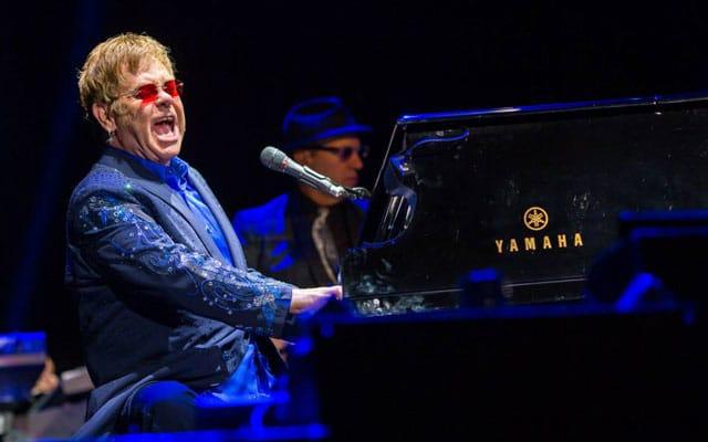 Elton John @ Bestival 2013