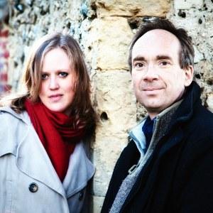 Anna Tilbrook &  James Gilchrist(Photo: Patrick Allen)