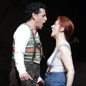Juan Diego Flórez & Patrizia Ciofi(Photo: Catherine Ashmore)