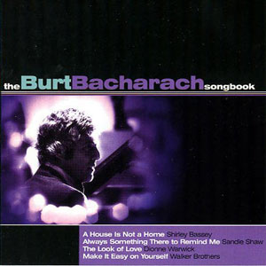 Burt Bacharach & Hal David - Songbook