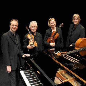 Frith Piano Quartet(Photo: Chris Nottingham)