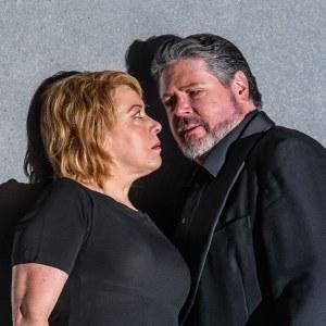 Nina Stemme & Stephen Gould(Photo: Clive Barda)