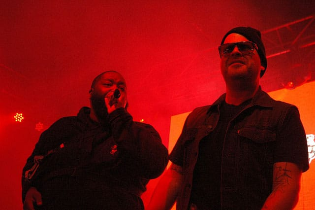 Run The Jewels at Field Day