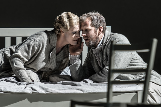Helena Rasker & Christoph Pohl(Photo: Clive Barda)