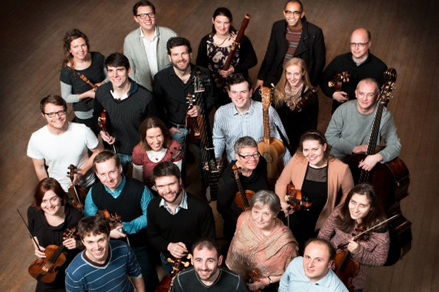 La Nuova Musica(Photo: Benjamin Ealovega)