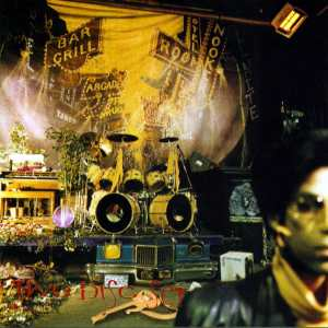 "Prince - Sign ""☮"" The Times"