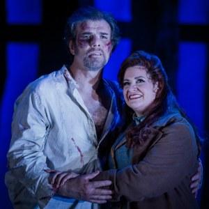 Lorenzo Decaro & Claire Rutter(Photo: Robert Workman)