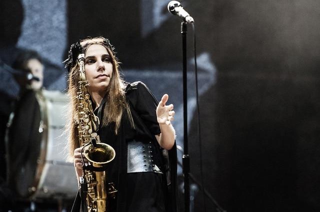 PJ Harvey at Primavera Sound 2016