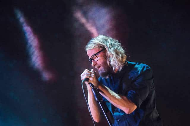 The National, live at Latitude 2016 (Photo: Carys Lavin)