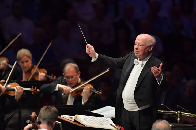 Bernard Haitink(Photo: Chris Christodoulou)