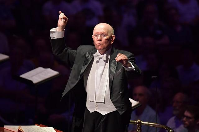 Jiří Bĕlohlávek(Photo: Chris Christodoulou)