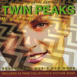 Angelo Badalemnti and David Lynch - Soundtrack From Twin Peaks