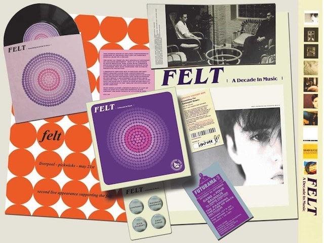 Felt - A Decade In Music