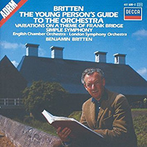 Britten – Young Person's Guide to the Orchestra
