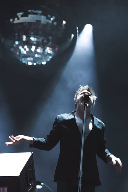 LCD Soundsystem, live at All Points East 2018