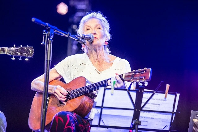 Peggy Seeger (photo: Ben Willmott)