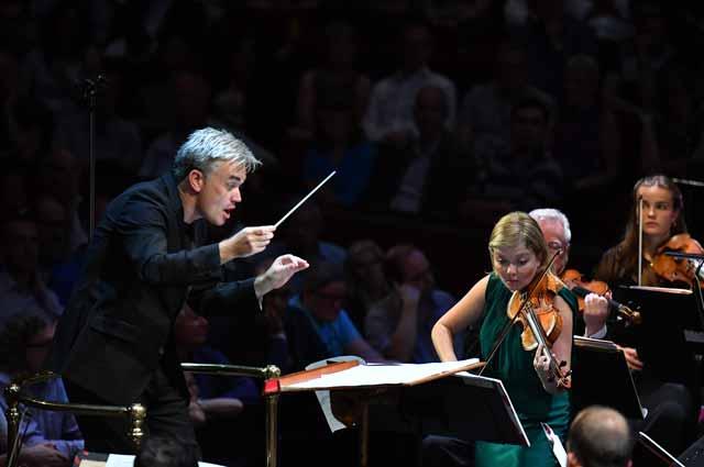 Edward Gardner & Alina Ibragimova