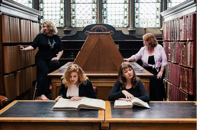 The Cornshed Sisters play Daylight Music at Union Chapel on Saturday