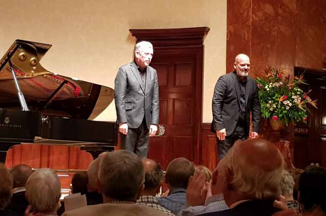 Malcolm Martineau & Florian Boesch