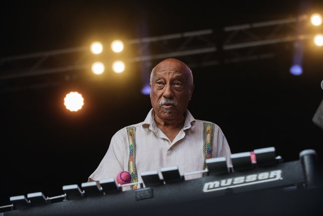 Mulatu Astatke, live at End Of The Road 2018