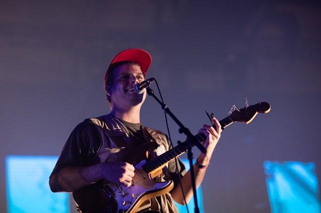 Mac DeMarco at Pitchfork Paris