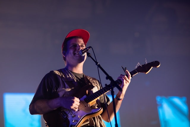 Mac DeMarco at Pitchfork Paris