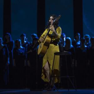 Katie Melua, live at Westminster Central Hall