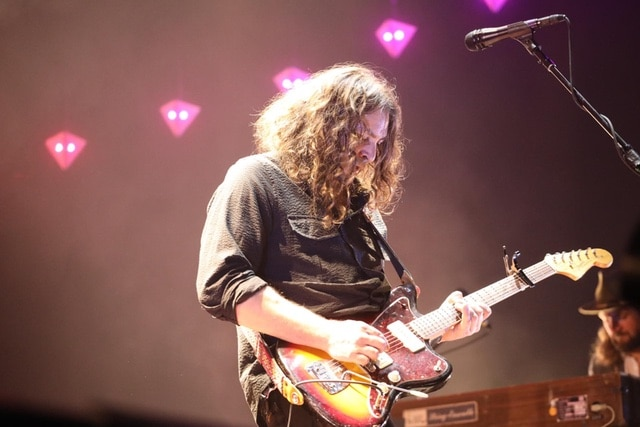 The War On Drugs, live @ O2 Arena, London