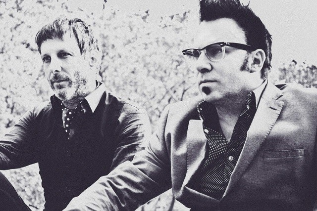 Jonathan Donahue & Grasshopper of Mercury Rev