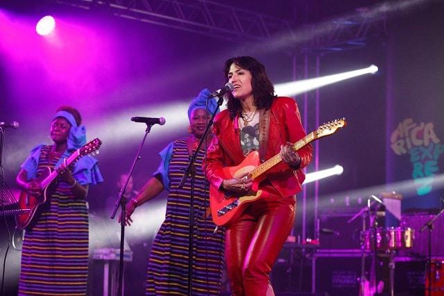 Kaladjula Band and Joan As Policewoman
