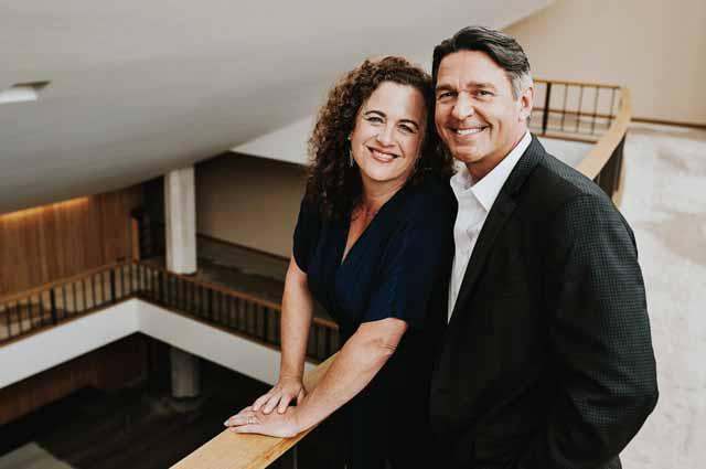 Julie & Nathan Gunn