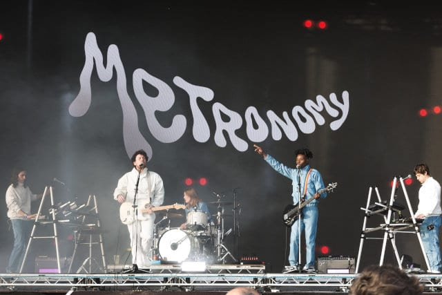 Metronomy @ All Points East, London