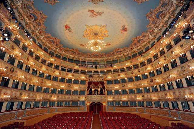 La Traviata @ Teatro La Fenice, Venice