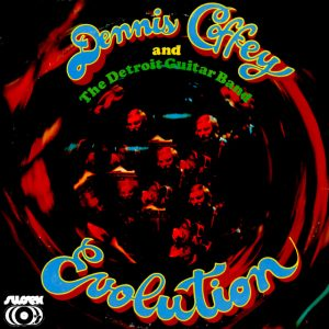 Dennis Coffey & The Detroit Guitar Orchestra - Evolution