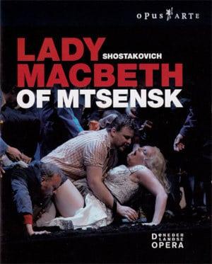 Lady Macbeth of Mtsensk - Mariss Jansons