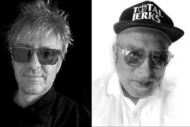 Richie Thomas and Simon Raymonde of Lost Horizons